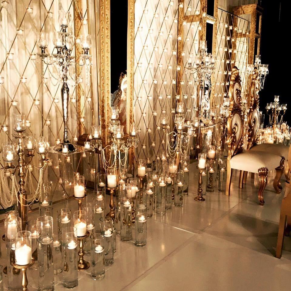 Incredible #gatsby Inspired Ceremony #decor By Prashe