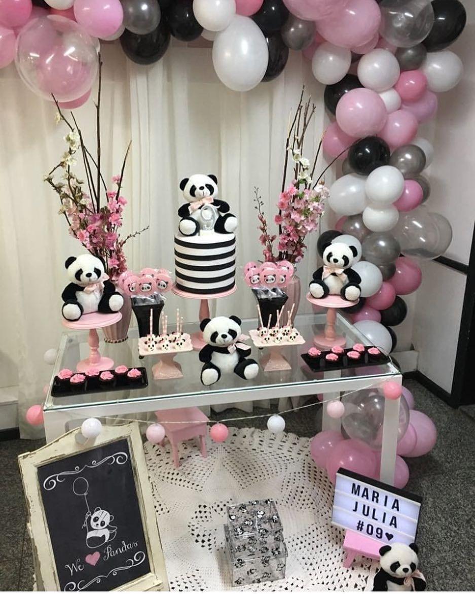 Panda 💗🐼 Repost Tresjoliefestas Party En 2019 Panda