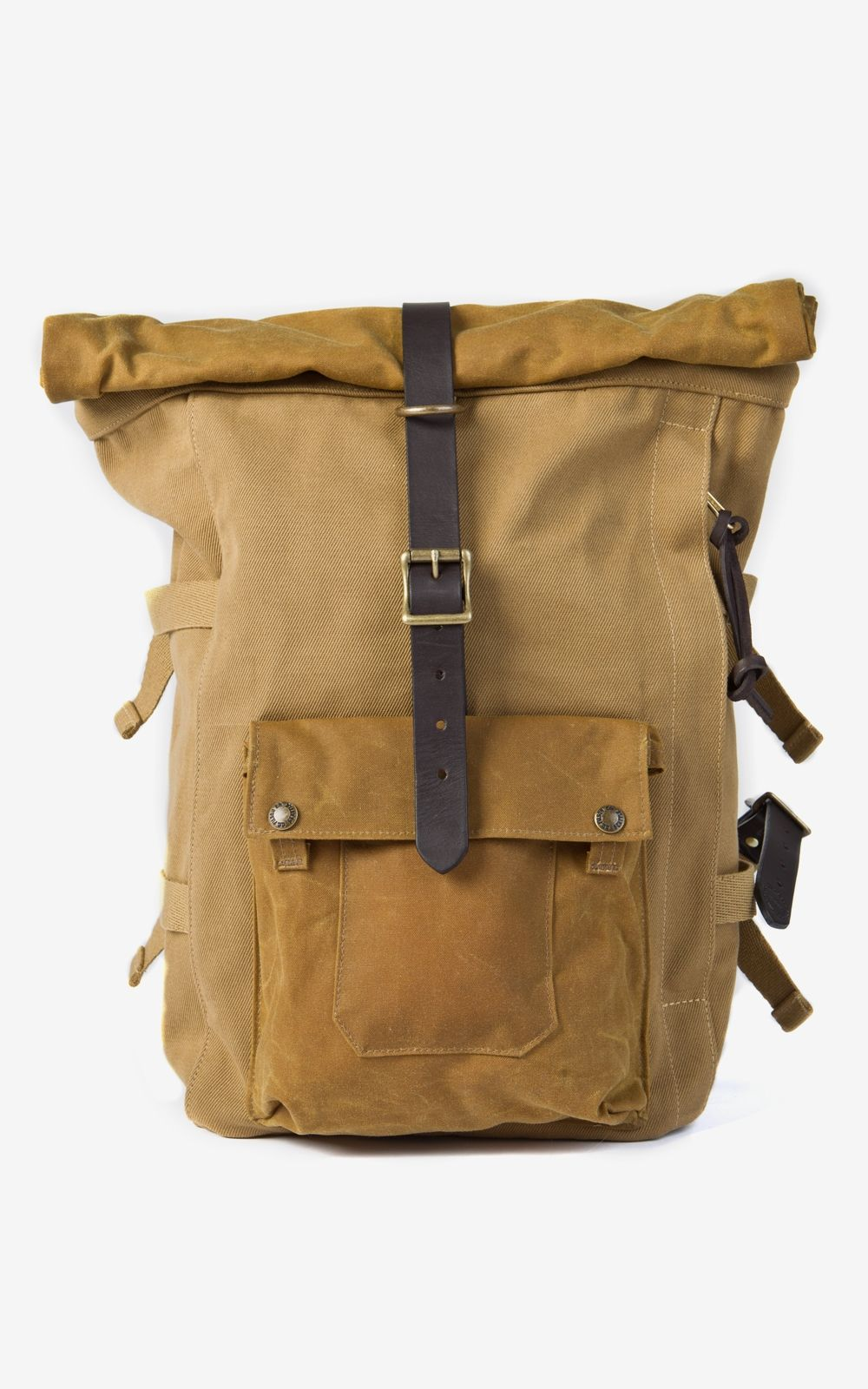 RAW Denim, Shoes and Accessories Online · CULTIZM Online-Shop - Roll-Top Backpack  Tan Filson Roll-Top Backpack Tan 703882421-tan dfe68814be
