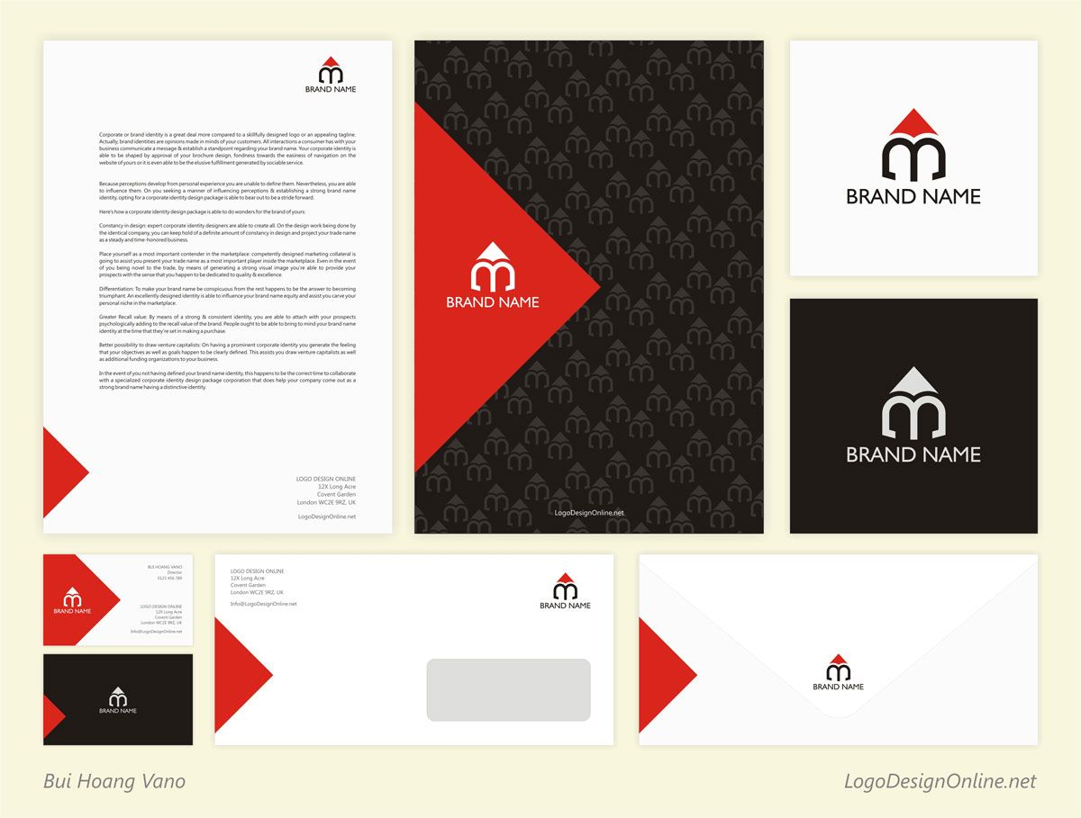 Brand identity pack templates free brand identity design m brand identity pack templates free brand identity design m pencil logo brand identity design template maxwellsz