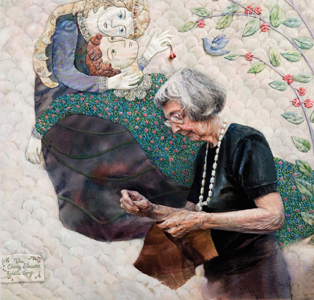 Watercolor books by mary whyte - A Moment With Mary Whyte
