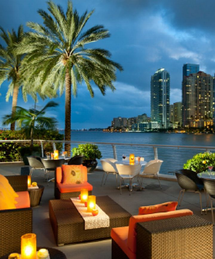 Best Scenery In Miami Restaurants With A View In 2019