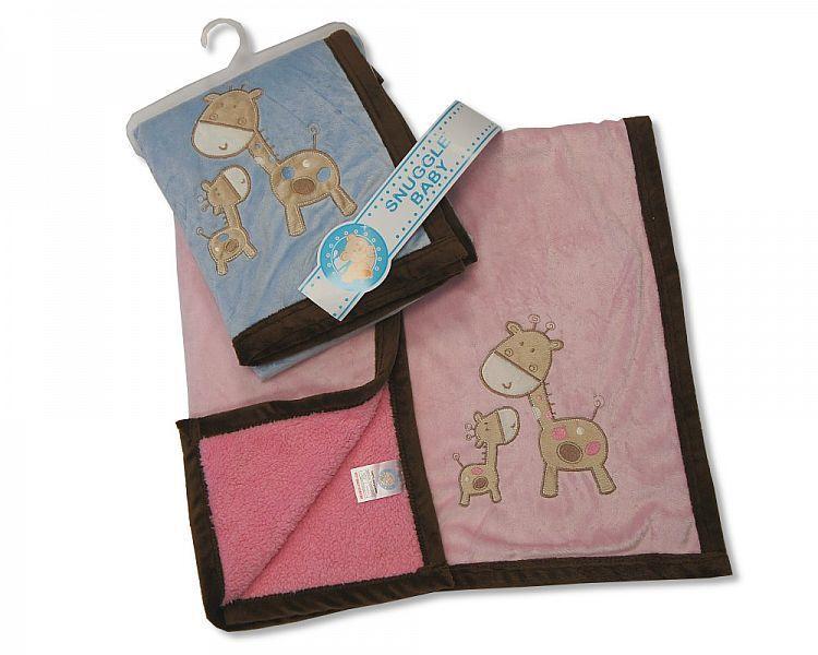 NEU!!! Super süße Kinderwagen/Kuschel Decke für Junge und Mädchen