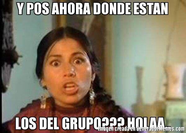Los Mejores Memes Graciosos Para Grupos De Whatsapp Para Compartir Por Facebook Imagenes De Risa Memes Memes Mexicanos Divertidos Memes De Grupos De Whatsapp