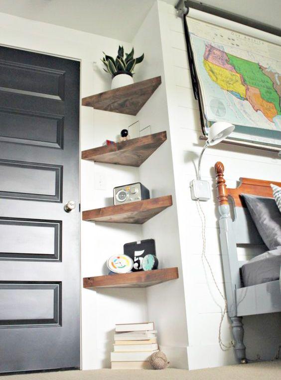 Photo of Spesielle små rom 30 plassbesparende løsninger