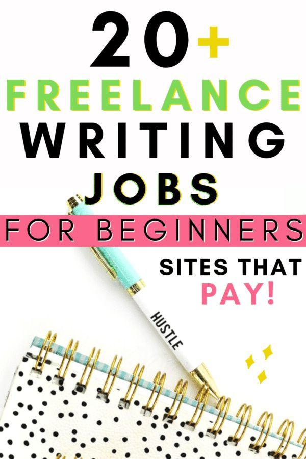 20 Freelance Writing Jobs Online For Beginners Work From Home On Sites That Pay In 2020 Online Writing Jobs Writing Jobs Freelance Writing Jobs