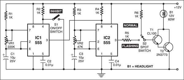 stepper motor controller using tda2030