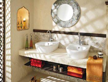 Orientalisches Bad orientalische badgestaltung wohnen badgestaltung