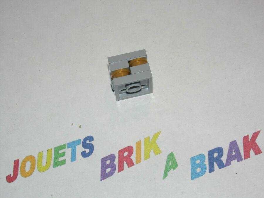 Lego minecraft bloc block pierre rock terre land gold fer