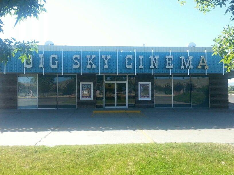 Big Sky Cinema in Dillon, Montana