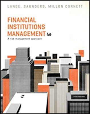 solution manual for financial institutions management 4th edition by rh pinterest com Top 100 Financial Institutions Financial Institutions List