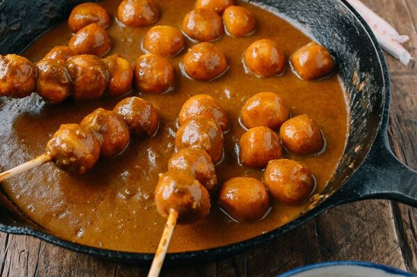 Hong Kong Curry Fish Balls | Recipe | Fish ball, Curry, Curry dishes