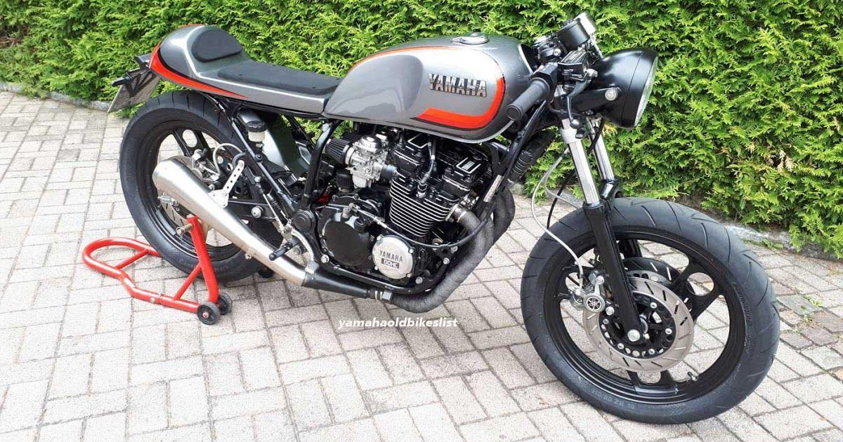 Yamaha Xj 600 Cafe Racer Modification In 2020 Cafe Racer Yamaha