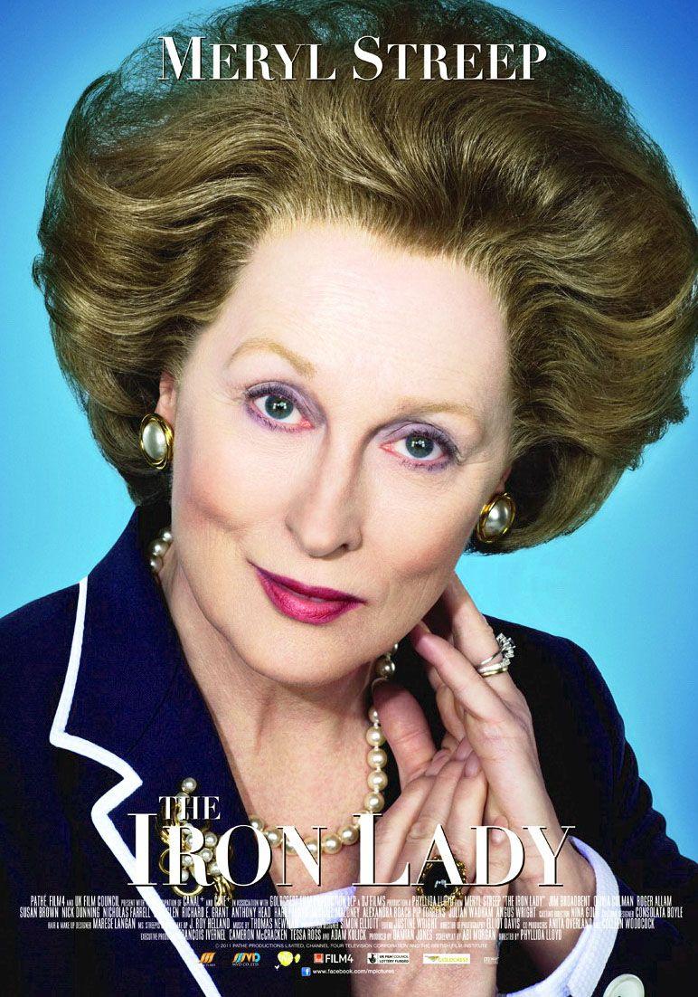The Iron Lady Meryl Streep