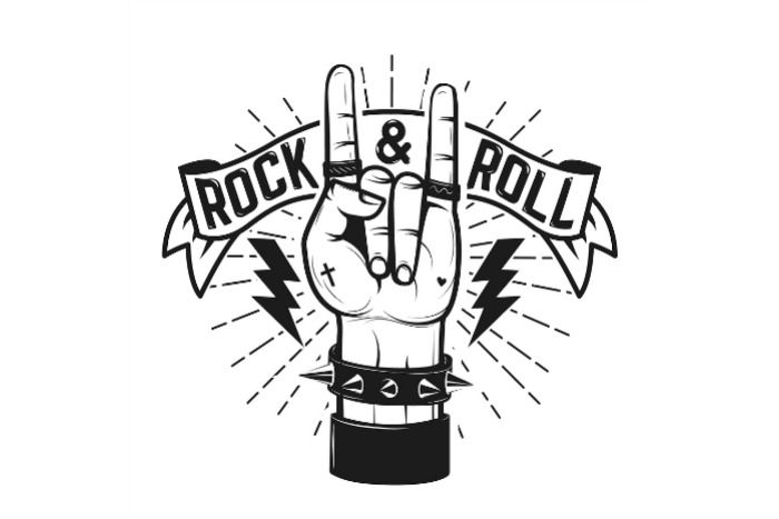 Baby Makes 'Metal Horns' in Ultrasound Pic + 101 Rock n Roll Baby Names