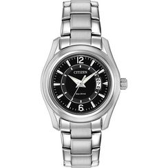 Citizen Ladies' Eco-Drive Stainless Steel Watch