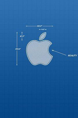Apple blueprint iphone wallpapers pinterest wallpaper iphone backgrounds apple apple blueprint malvernweather Choice Image