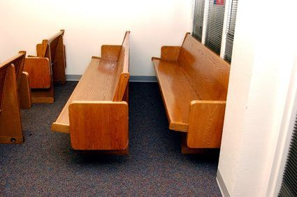 How To Build Breakfast Nook Benches From A Church Pew In 2018 Home