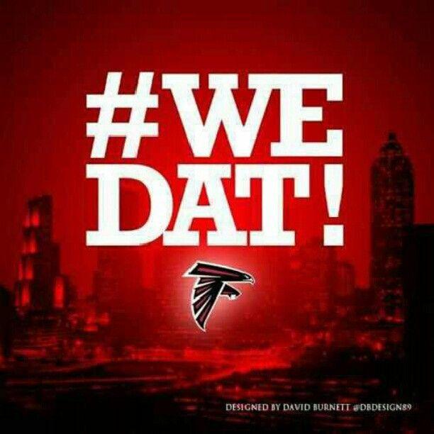 Who dat    -We Dat!! Bam!  49b642ea2