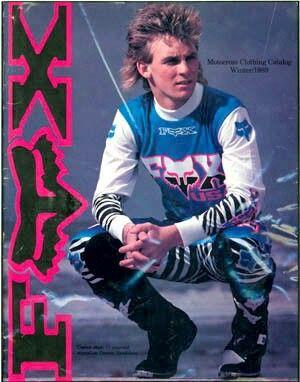 Bradshaw Fox Zebra 1989