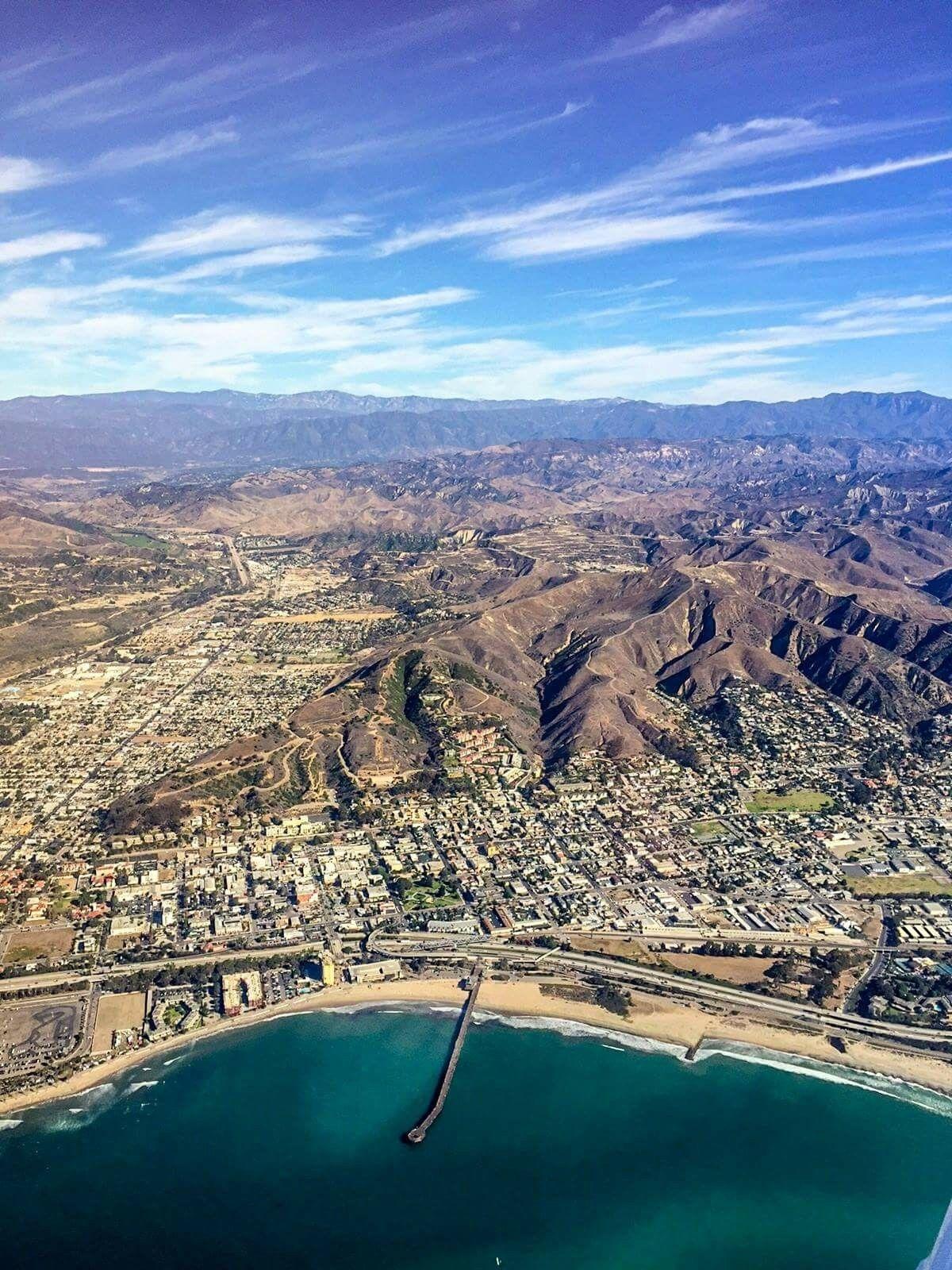 Ventura California Oxnard California Ventura California San Luis Obispo County