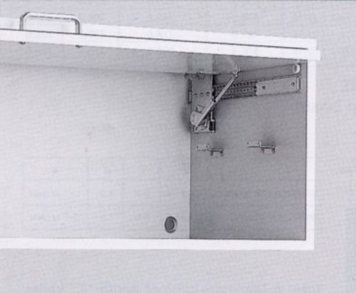 Push Open Then Slide Cabinet Doors Google Search Diy