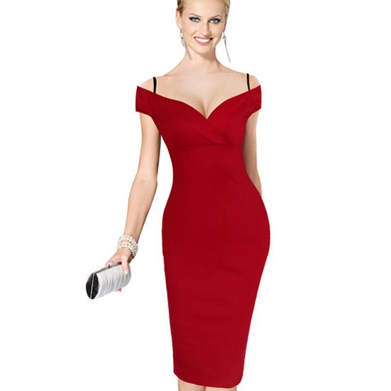 Formal Pencil Dress