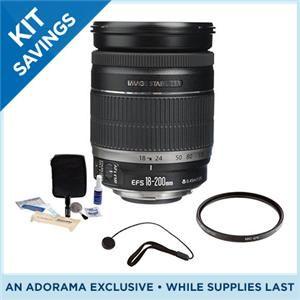 Canon 18 200mm Lens Photo Lens Standard Zoom Lens