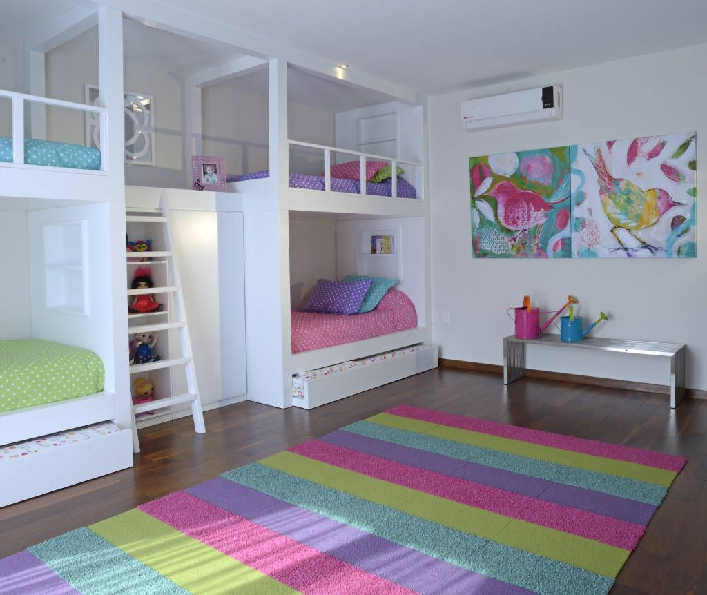 Ideas im genes y decoraci n de hogares recamara for Decoracion hogares infantiles