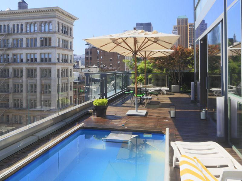 StreetEasy: 40 Mercer St. #30   Condo Apartment Sale In Soho, Manhattan  #outdoorspace #terrace #relaxing #NYC #views #homedecor