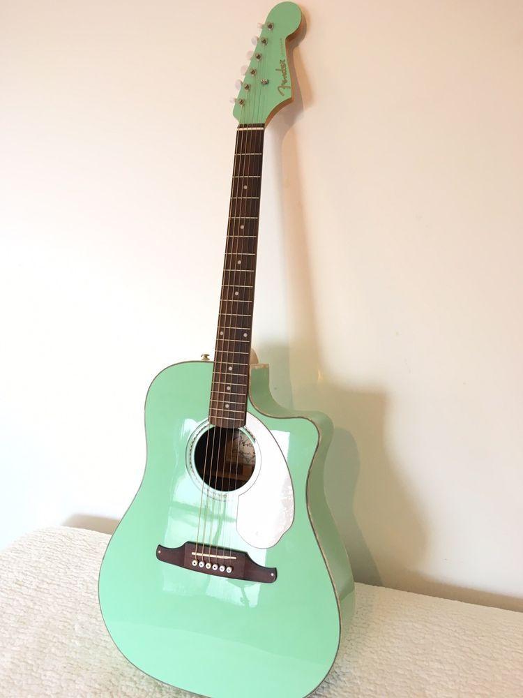 Guitar Electro Acoustic Fender Sonoran Sce Fender Acoustic Guitar Prs Guitar Guitar