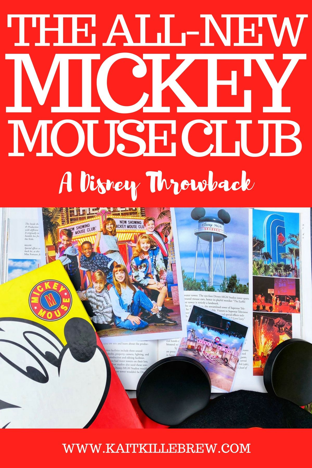 The All New Mickey Mouse Club All New Mickey Mouse Club New Mickey Mouse Club Disney On A Budget