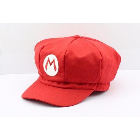 Chapeu Boné Cap Super Mario Bros Brothers Fantasia Boina  4400551d9b1
