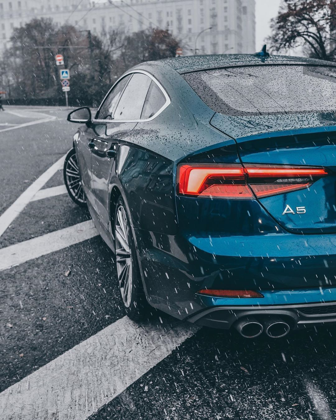 """Audi Russia on Instagram """"Мощное средство против серых будней. А"""