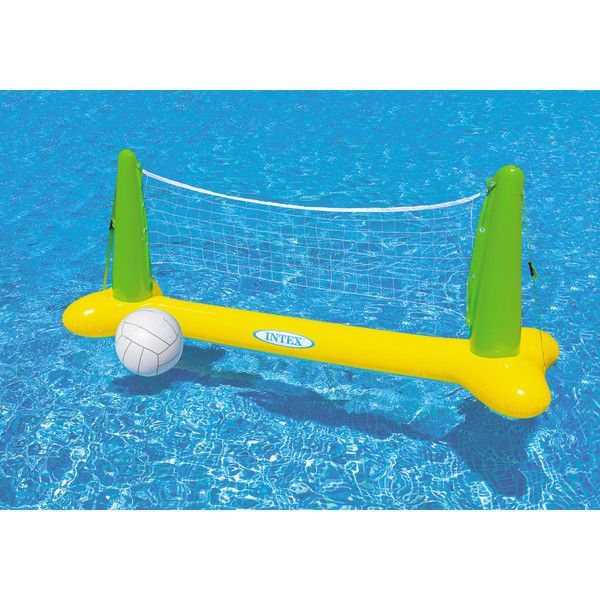 Intex Pool Volleyball Game Pool Games Inflatable Swimming Pool Pool Accessories