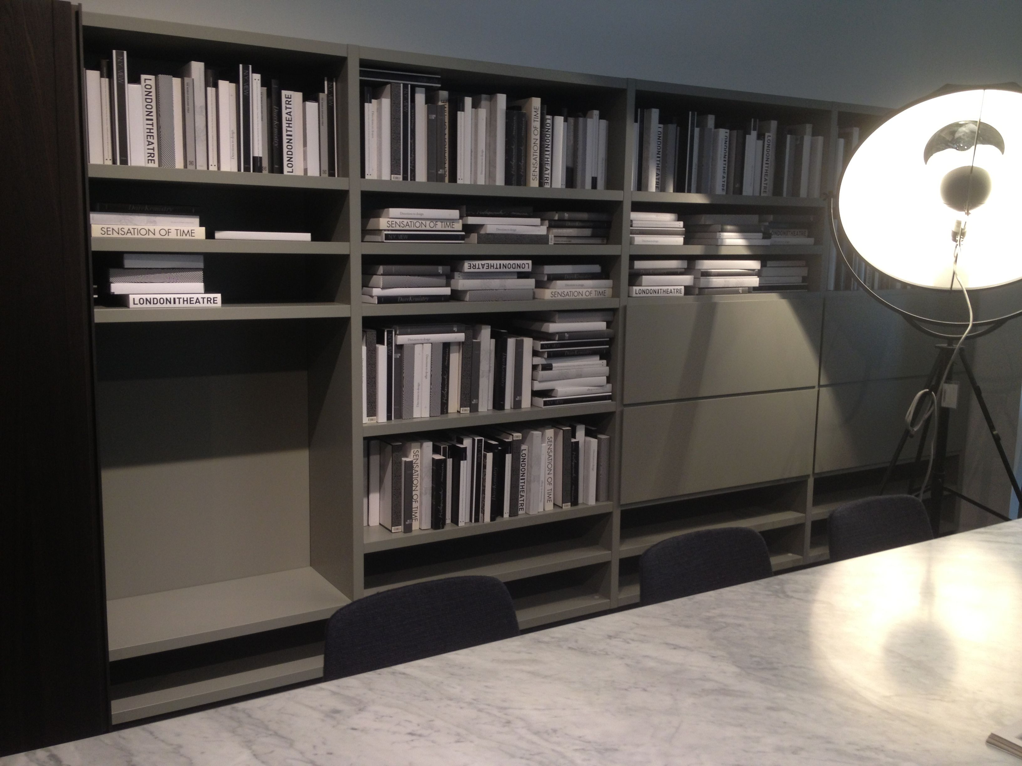 Shelving by poliform Home, Interior design, Shelves