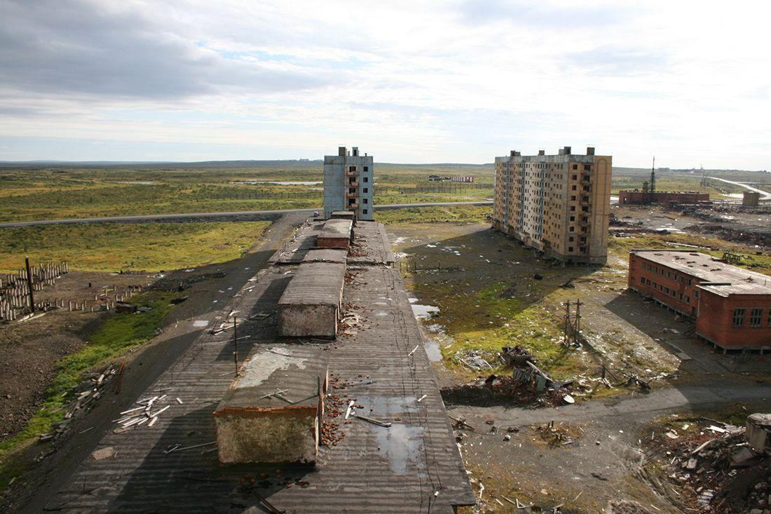 фото заброшенных мест в сибири фотографии периодически