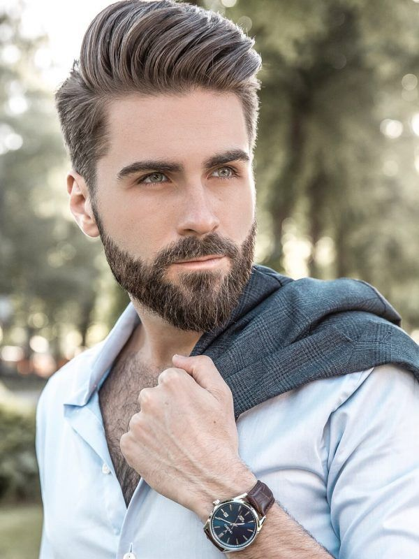 The Best Mens Fall Hairstyles 2018 Taper And Quiff 1 Click Image
