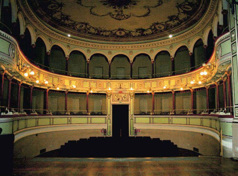 Teatro Alfieri Di Montemarciano Landmarks Sand Marina Bay Sands
