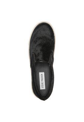 Perfect Slip-Ons in pony look #SteveMadden #slipons #fashion #zalando