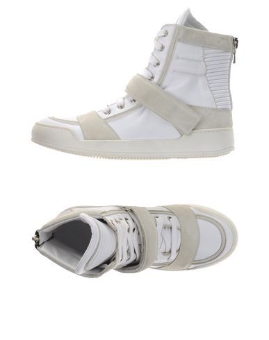 BALMAIN High-Tops. #balmain #shoes #high-tops