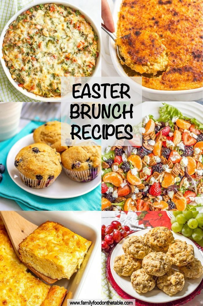 Photo of Easter brunch recipes – Family Food on the Table – easter recipes appetizers