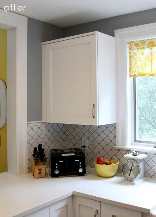 Cabinets: Adelphi Cabinets (installed By Signature Kitchens In Hawthorne,  NJ) Appliances: Kitchen Aid Counter Top: Caesar Stone Organic White Wall  Paint: ...