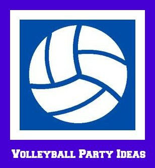 Volleyball Party Ideas Creative Party Themes And Ideas Volleyball Party Volleyball Volleyball Team Bonding