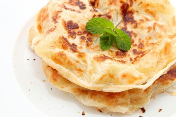 خبز براتا Indian Flat Bread Indian Food Recipes Food Recipes