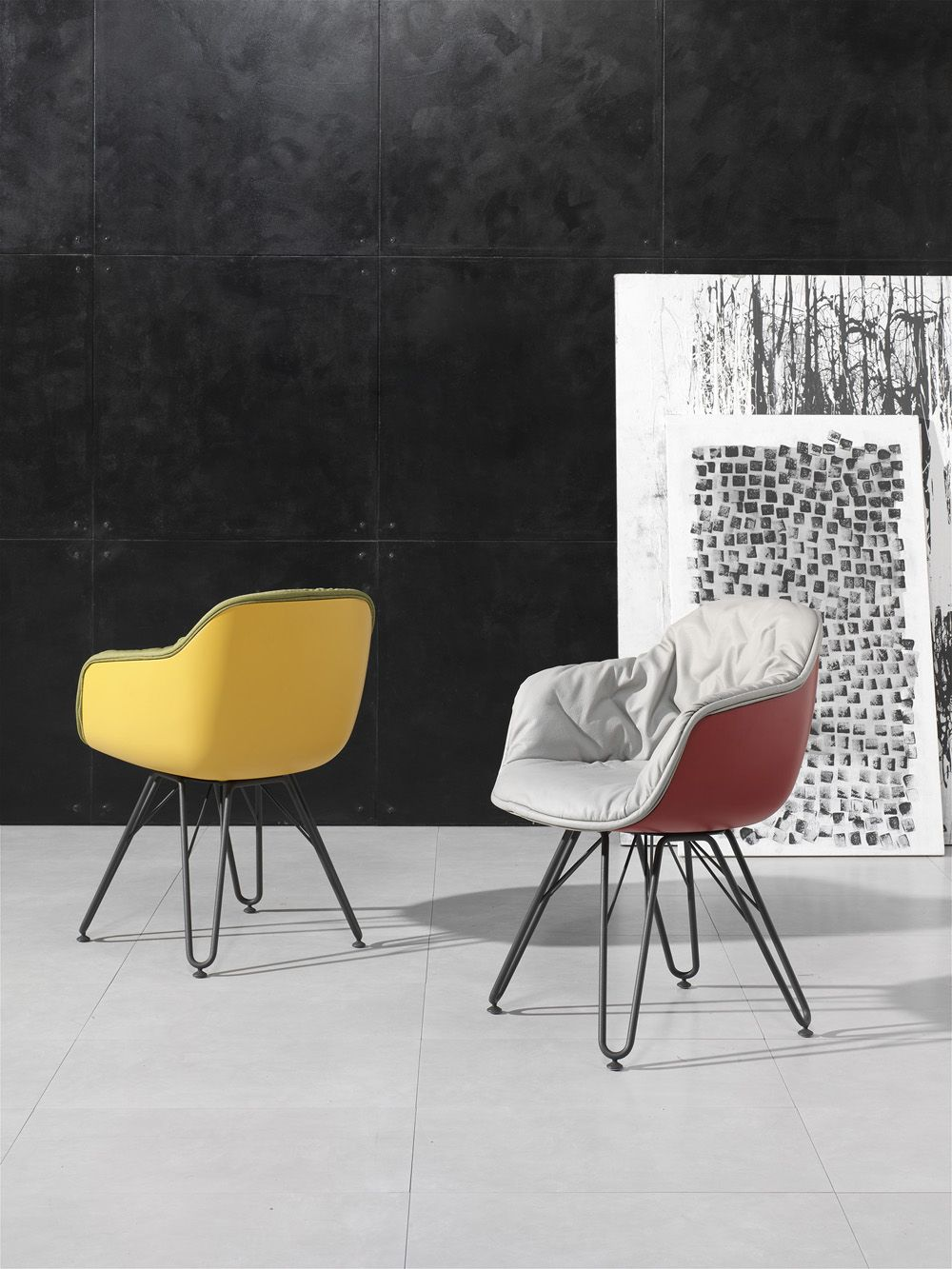 Lap Chair By Santiago Sevillano To Dressy Collection By  # Muebles Sevillanos