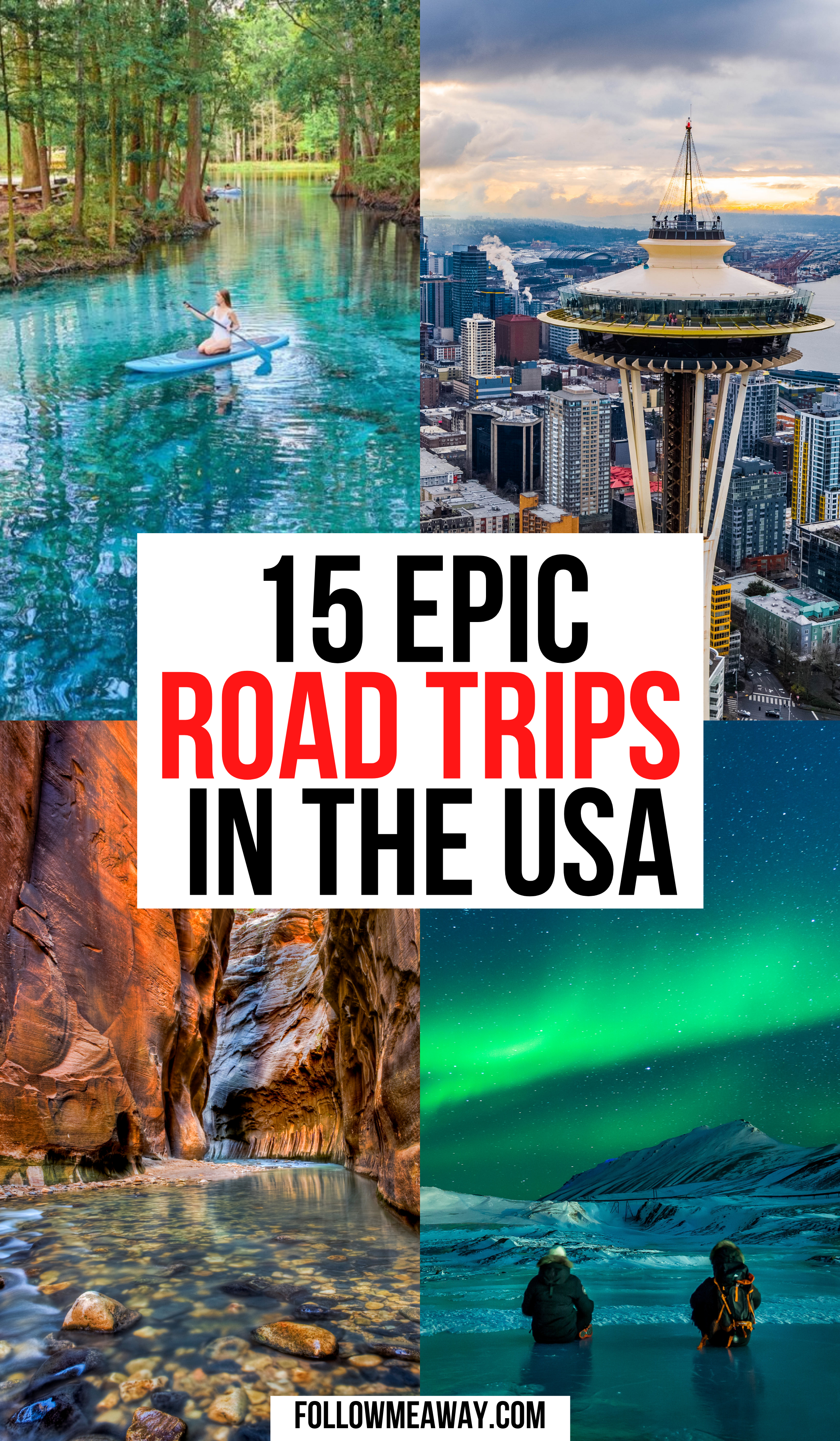 15 Best Road Trips In The Usa For Your Bucket List Road Trip Fun Trip West Coast Road Trip