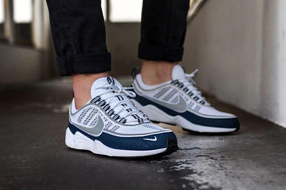 758f434be474c7 Here s an On-Feet Look at the Nike Air Zoom Spiridon