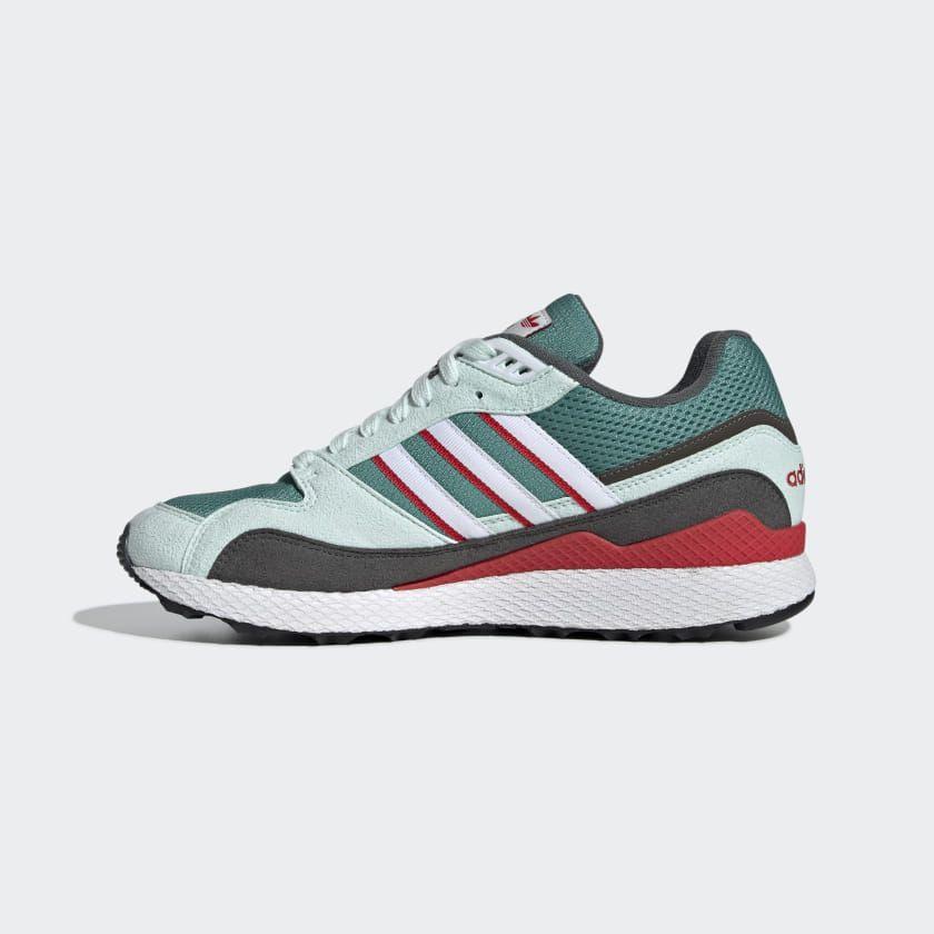 Espacioso Tranquilidad de espíritu aliviar  Ultra Tech Shoes True Green / Cloud White / Lush Red BD7936 ...