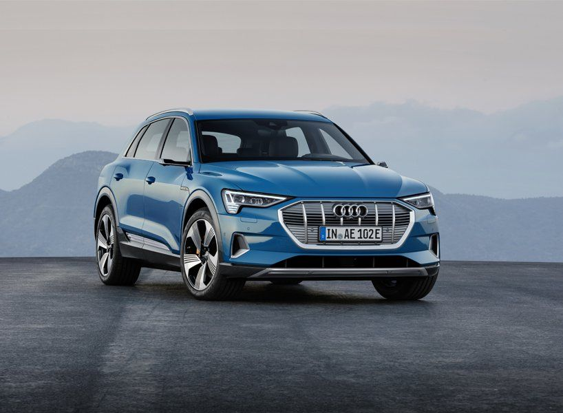 All New Electric Audi E Tron Ed With Virtual Exterior Mirrors Netfloor Usa